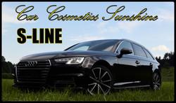 Audi A4 Avant 2,0 TDI S-LINE