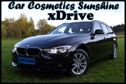 BMW 318d Touring Sport xDrive