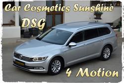 VW Passat Variant Highline 2,0 TDI DSG 4 Motion