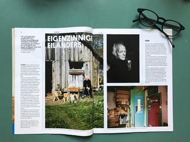Jorn van Boven in Volkskrant Magazine