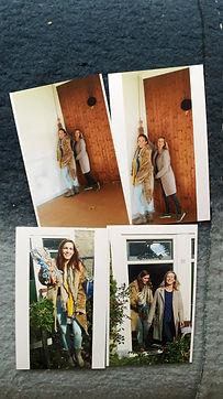 fotografe Marloes Barnhoorn en verhalen maker Bern(adette) Veenhof vertelden het verhaal van 'Schiermannenoog' in boekvorm via een expositie en midel een website.