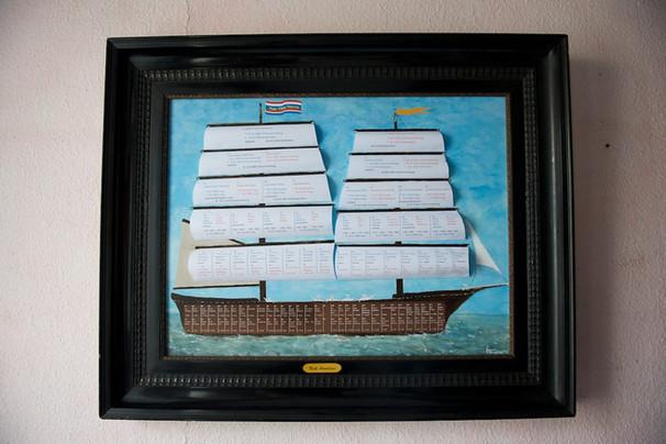'Stamboot' van Pieter Jeppe Steensma