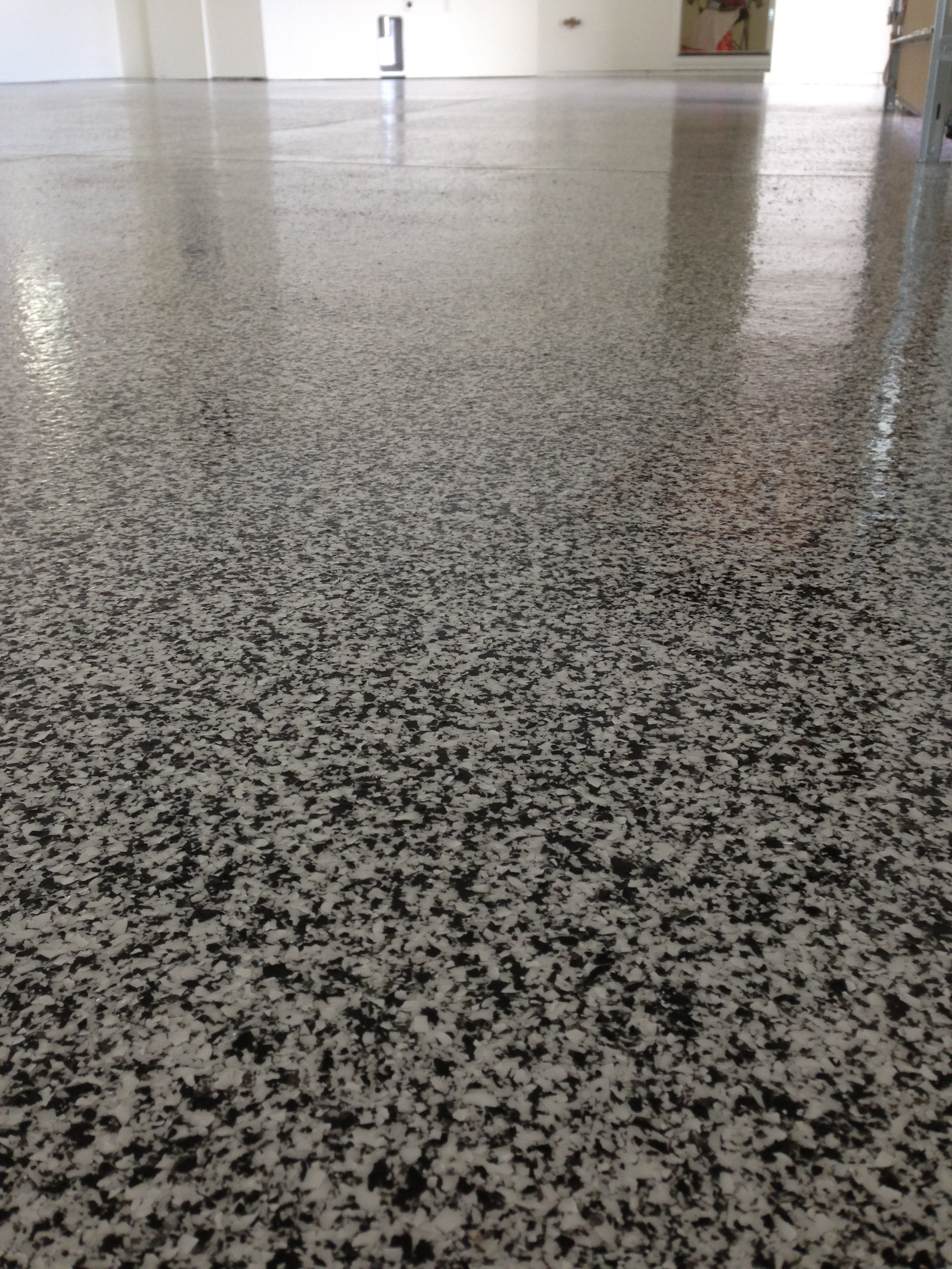 Colorado garage floor epoxy coating