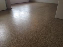Denver epoxy coating garage floor