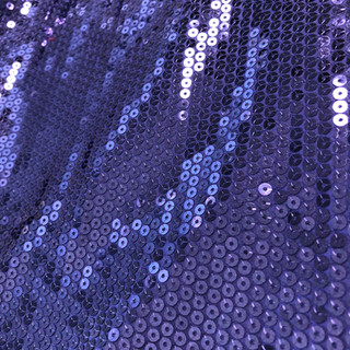 Purple Smooth Sequins