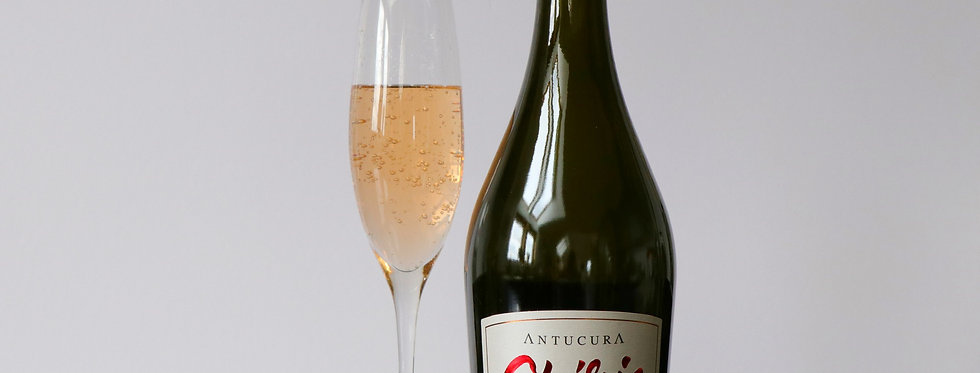Antucura Chérie Sparkling Pinot Noir Rosé