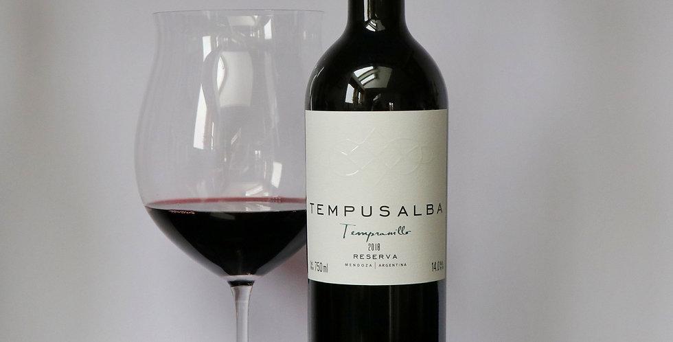 Tempus Alba Tempranillo