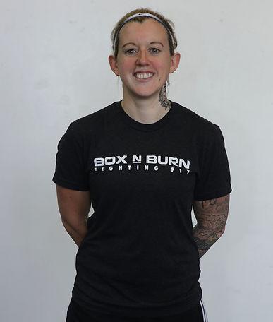 California's #1 female boxing fitness trainer Kerrie Christie