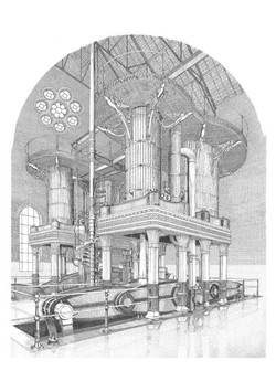 Whitacre Pumping Station
