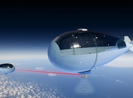 Nulla sfugge alla piattaforma stratosferica