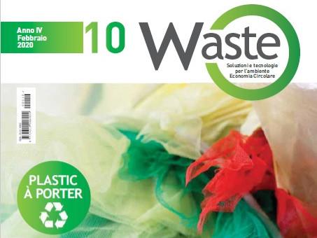 Editoriale di Marco Comelli per WASTE n°10