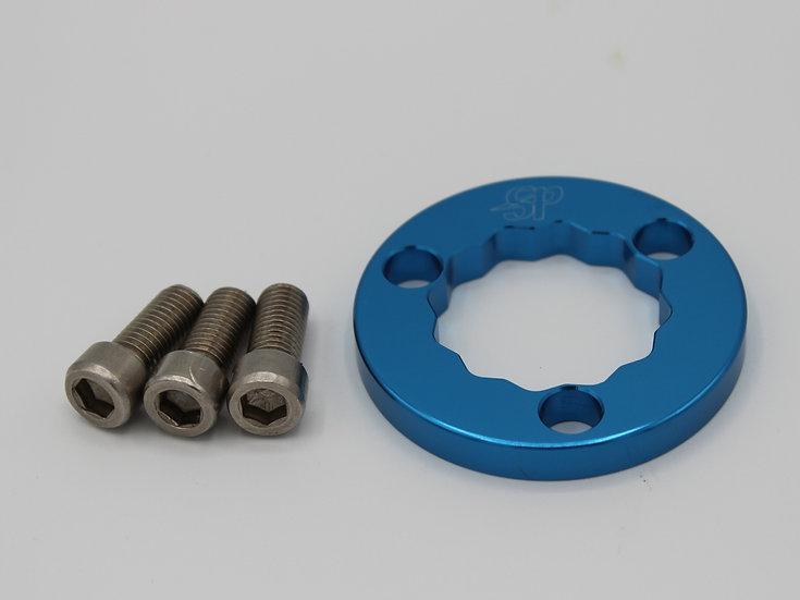 Lambretta Rear Hub Locking Washer & Bolts