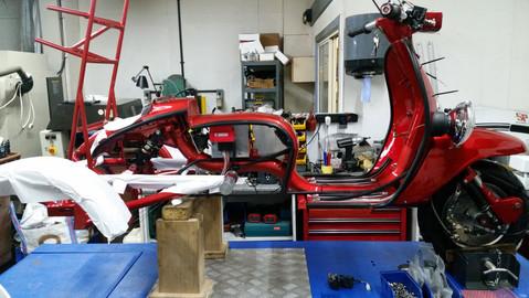 Rear Suspension Fitment
