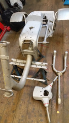Frame Initial Reassembly
