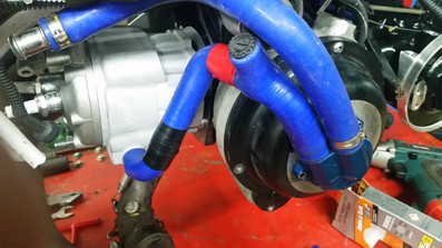 250i Engine Fitted