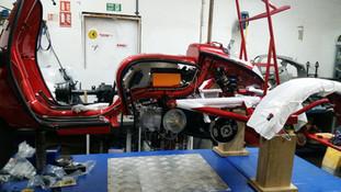 Engine Test Fit