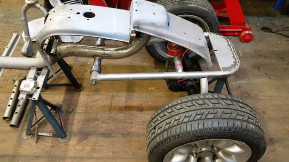 Rear Suspension Alignment