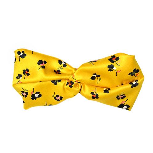 Turban Primavera, jaune