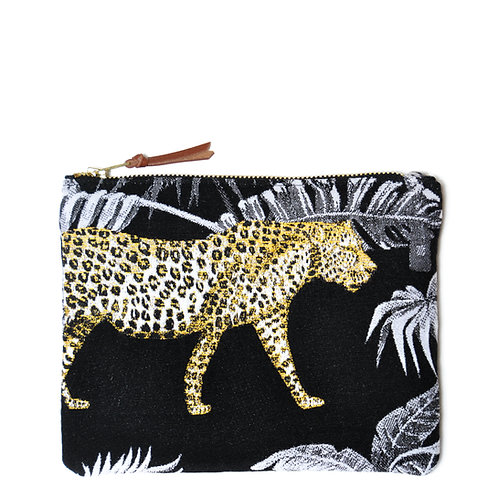 Petite pochette Jaguar