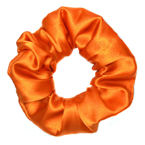 Chouchou Satin, orange