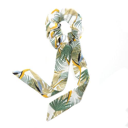 Chouchou ruban Jungle