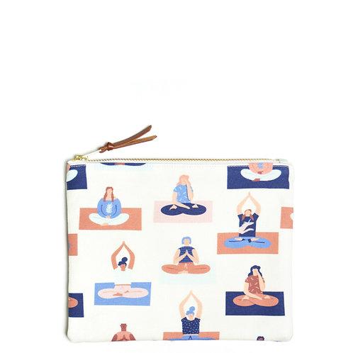 Porte-monnaie Yoga