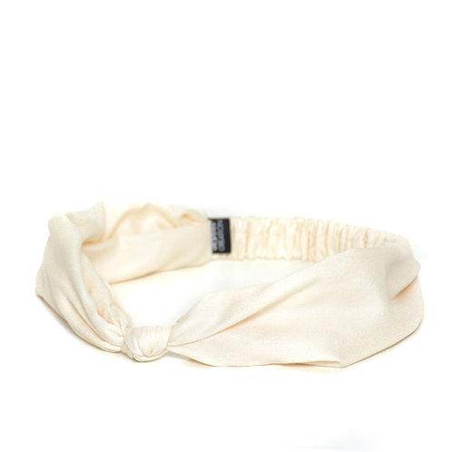 Headband Classik, Blanc cassé