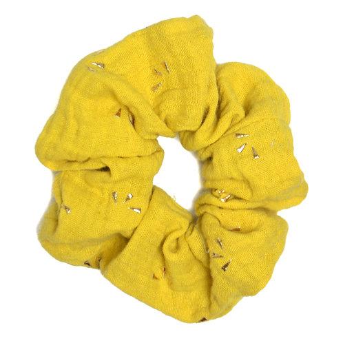 Chouchou Blossom, jaune safran