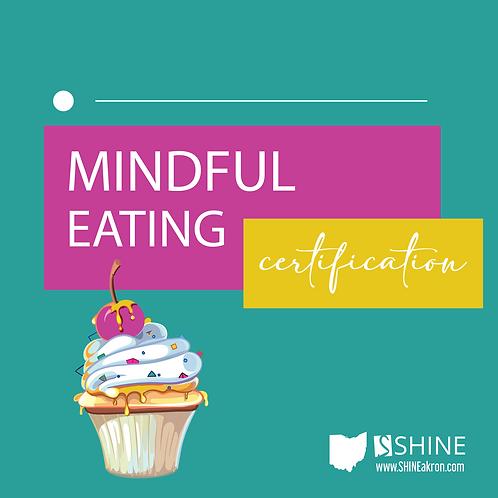 Mindful Eating Certification