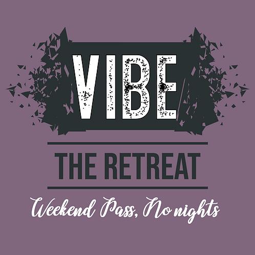 VIBE: The Retreat - Commuter Pass
