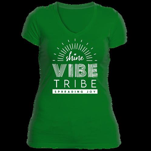 Vibe Tribe V-neck