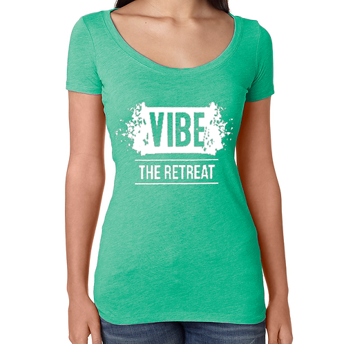 VIBE Retreat T Shirt
