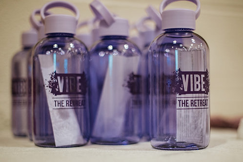 Vibe Water Bottle