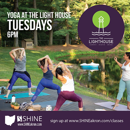 Yoga at the Light House