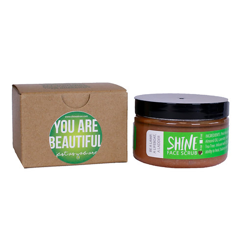 SHINE Face Scrub (pick-up only)