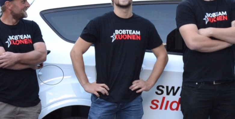 T-Shirt Bobteam Kuonen