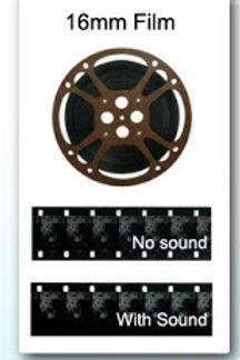 16mm Film Transfer to DVD Or Digital