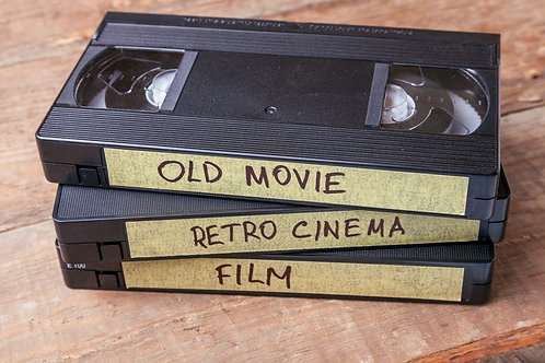 Video Transfer To DVD Or Digital File