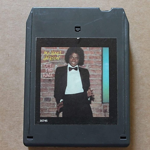 8 Track Tapes Transfer