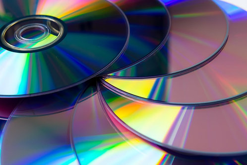 DVD's To Digital Files