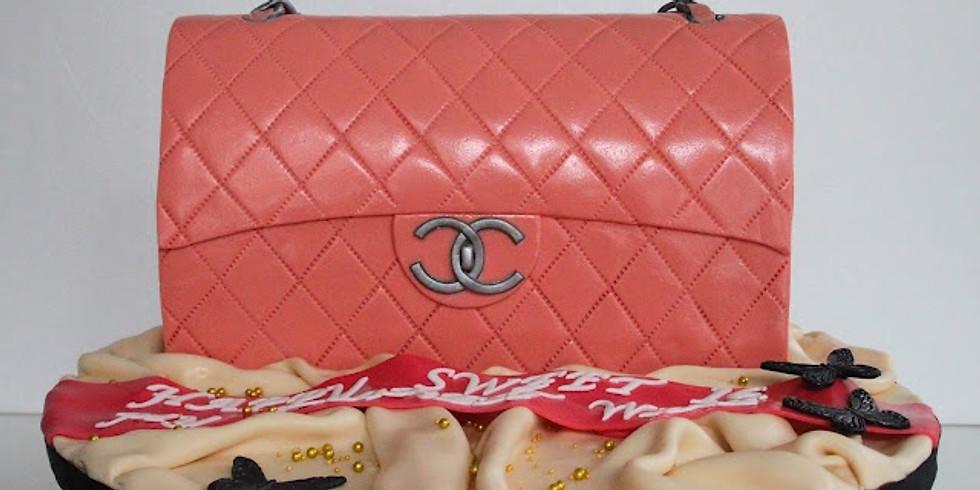 3d Chanel Cake