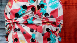 Luludew Convertible Cloth Diaper Cover Review
