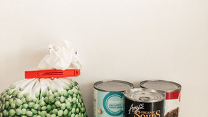 Zero Waste Grocery Shopping : Canned vs. Frozen