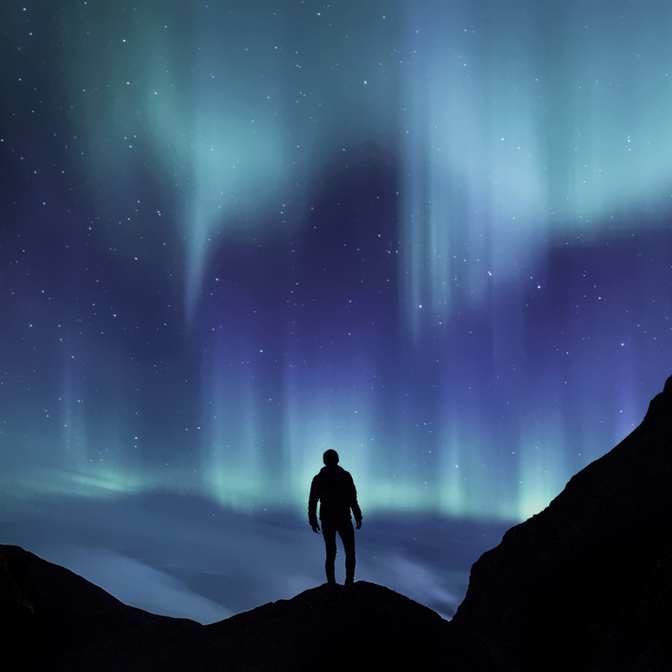 Northern lights safari