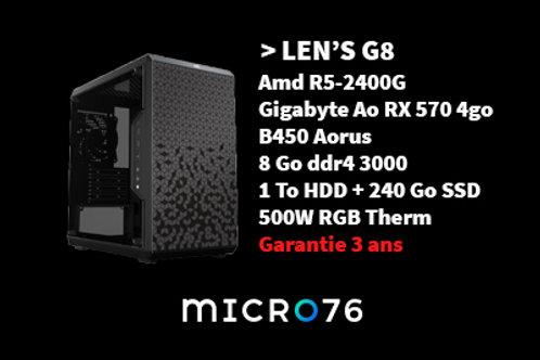 Len's G8