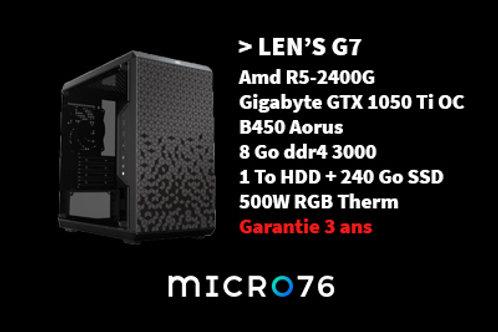Len's G7