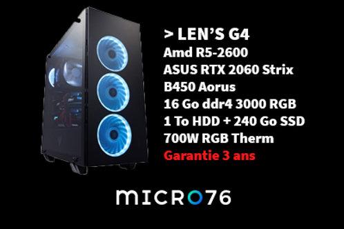 Len's G4