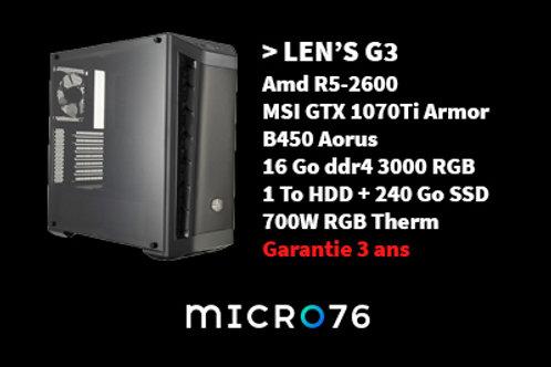 Len's G3