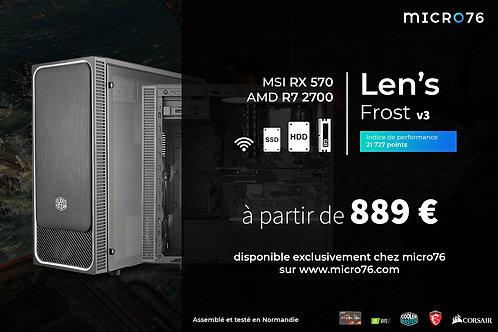 Len's Frost v3