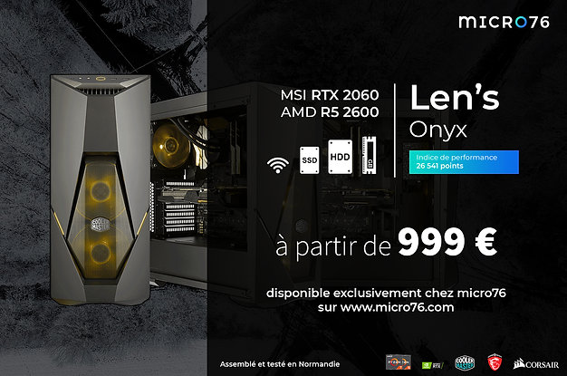 Len's Onyx